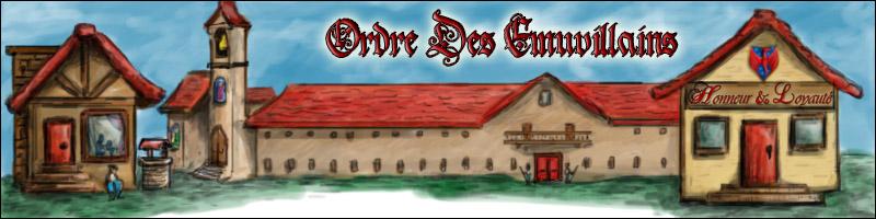 Le Château de l'Ordre Des Emuvillains